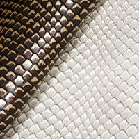 Anaconda leather