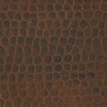 Dark brown copper