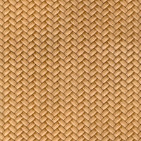 Devore weave leather