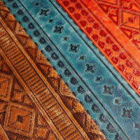 Navajo leather