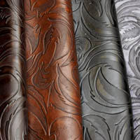 Plume leather