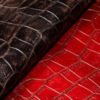 Tuscany croc leather