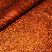 Wildflower leather