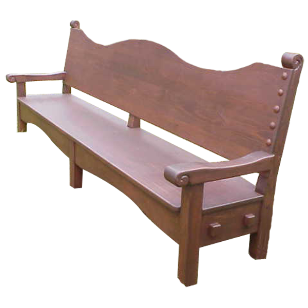 Western Benches bch17