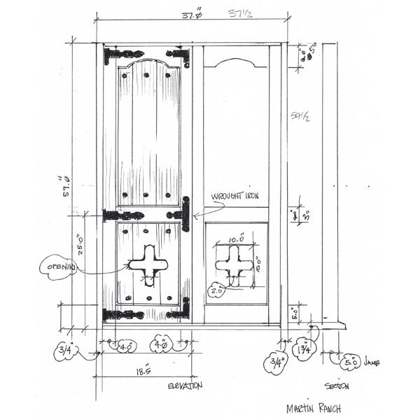 Custommade doors door32