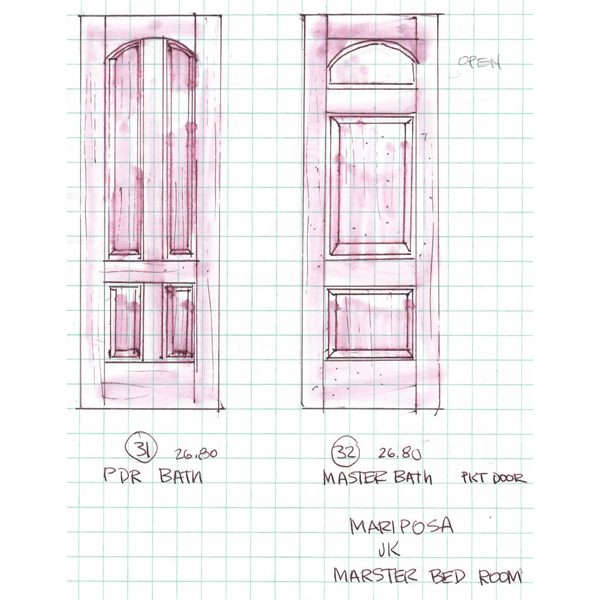 Custommade doors door43