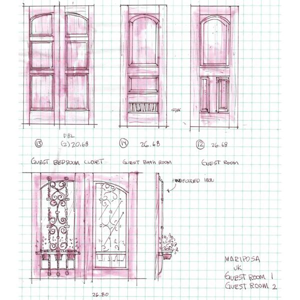 Custommade doors door45
