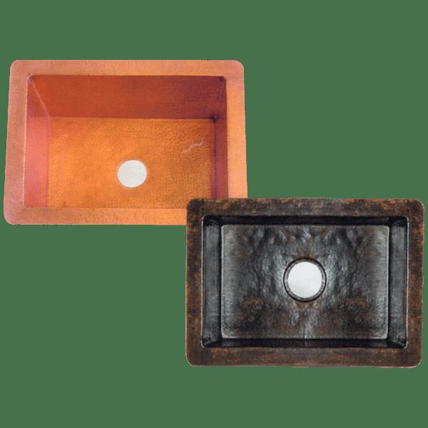 Copper Sinks sink24